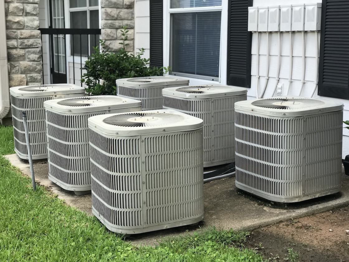 hvac services houston